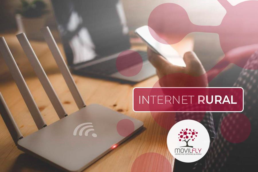Internet rural en España