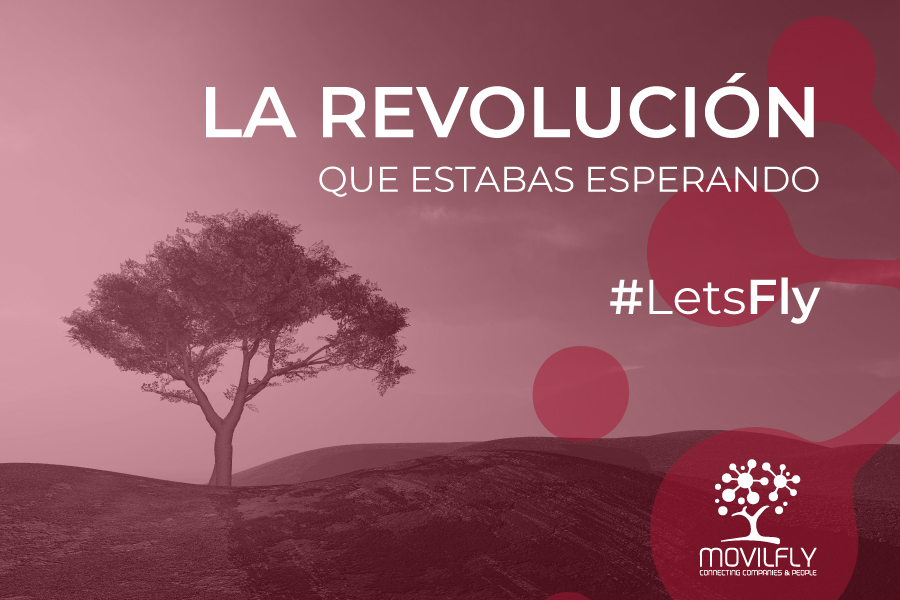 Let's fly! Revolución Movilfly